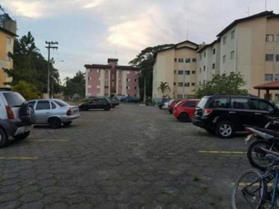 Ótimo Apartamento Cdhu No Umuarama Em Itanhaém! 5447 J.a