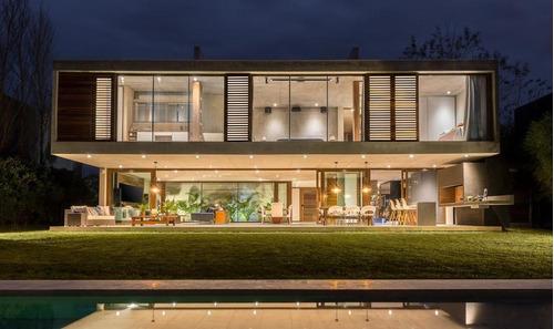 Casa En Venta Cabos Del Lago, Al Agua.