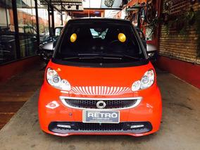 Smart Fortwo 1.0 Turbo 2p Coupé Garagem Retrô