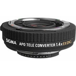 Teleconvertidor Sigma Dg 1.4x Ex Apo Para Nikon