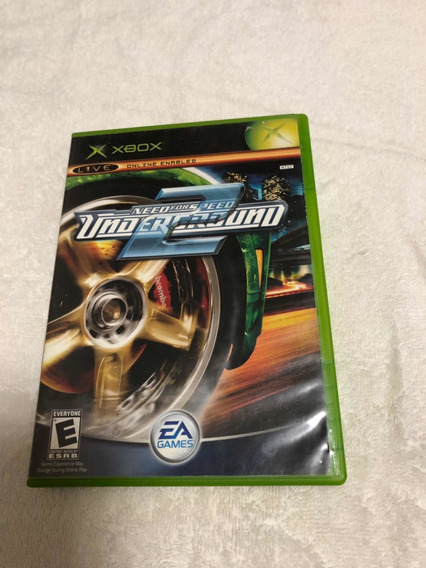 Nerd For Speed Underground 2