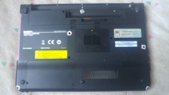 Vendo Notebook Sony Vaio, Modelo Pcg-61211m Com Defeito.