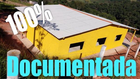 09c- Casa Em Ibiúna ( Com Escritura)!
