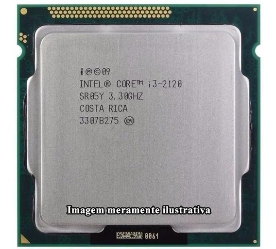 I3 2120 3.3 Ghz 4 Nucleos Virtuais Cpu Intel