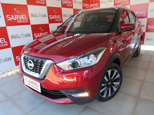 Imagem 1 de 13 de Nissan Kicks 1.6 16v Flexstart Sv 4p Xtronic