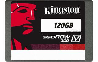 Disco Duro Kingston 120gb Perfecto Para Portatil