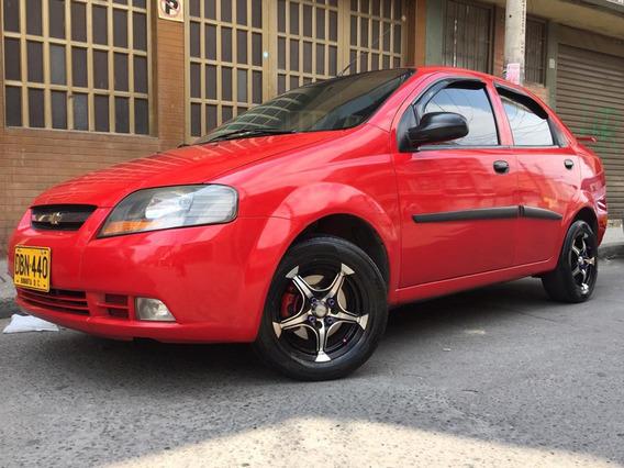 Chevrolet Aveo 1600 Mt