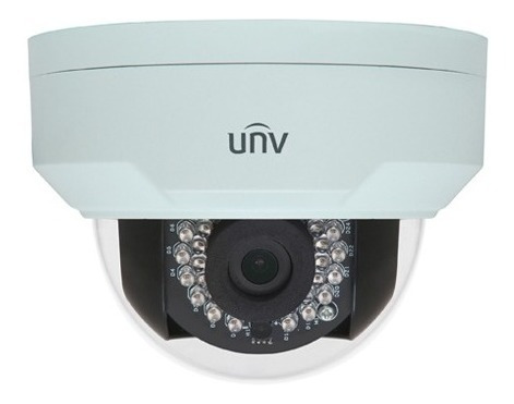 Unv - Ip Vandal Dome Ir Wdr 2mp - Ipc322er3-dvpf28