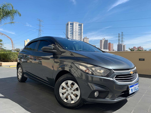 Imagem 1 de 10 de Chevrolet Onix 2018 1.0 Lt 5p