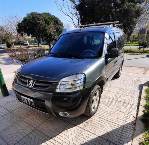 Peugeot Partner Patagonica Vtc Plus