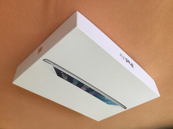 Caixa De iPad Air 16gb Silver [somente Caixa Sem iPad]