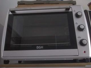 Horno Electrico Bgh 66 Litros Spiedo Exc. Estado!