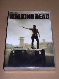The Walking Dead Tercera Temporada 3 Dvd Serie