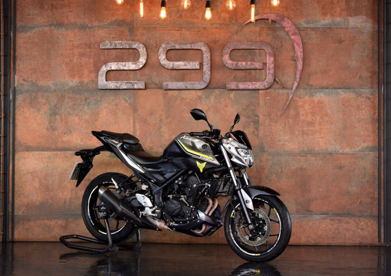Yamaha Mt-03 2017/18 Com Abs