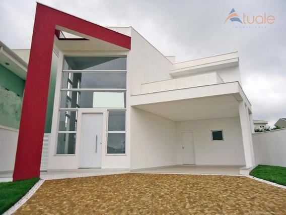 Casa Residencial À Venda, Figueira Branca, Betel, Paulínia - Ca3852. - Ca3852