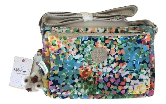 Bolsa Crossbody @ Kipling @ Mikaela Original 100% 4 Colores