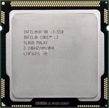 Processador Intel Core I3-550 3,2 Ghz Lga 1156
