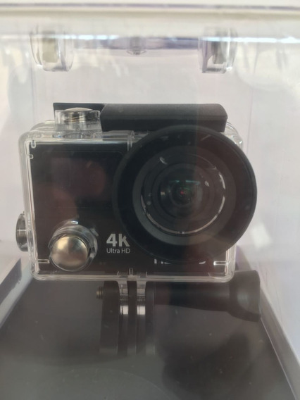 01 Camera Goal Pro Hero 5 Sport 4k/ Wi-fi/ Dual Lcd Oferta