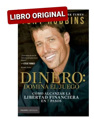 Dinero : Domina El Juego ( Nuevo Y Original )