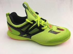 Tenis adidas Messi K Verde / Negro Niño
