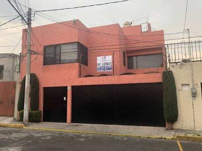 (crm-5017-151) Casa Con Amplios Espacios San Fco Culhuacan