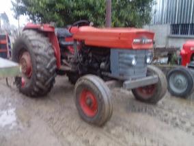 Tractores Massey Ferguson 165 Y 35x Impecables