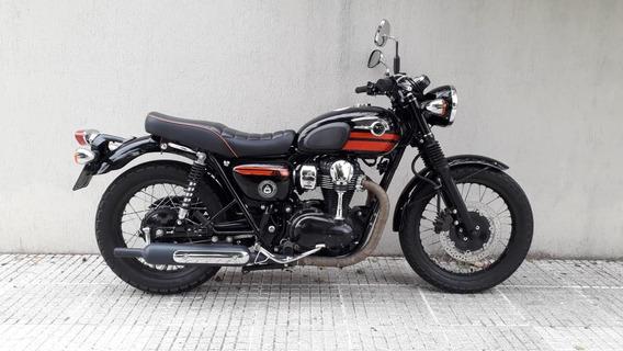 Kawasaki W800 Special Edition Brm !!!