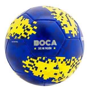 Pelota De Boca Junior Fútbol N5 Drb® Lic. Oficial