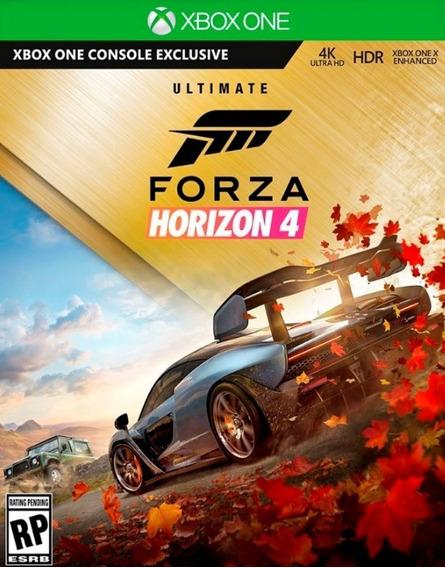 Forza Horizon 4 Ultimate Edition Xbox One Online + Brinde