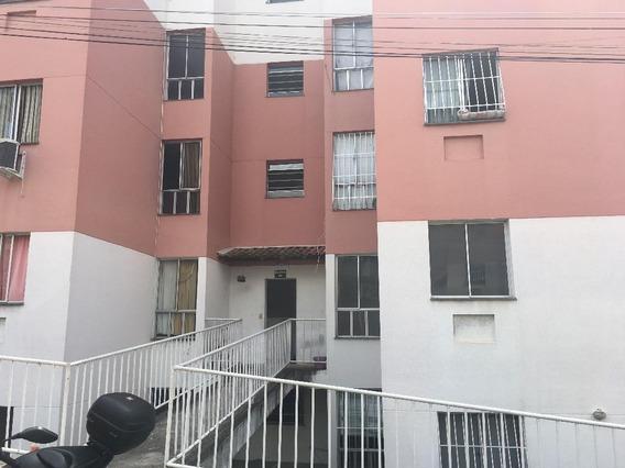 Apartamento Em Arsenal, São Gonçalo/rj De 50m² 2 Quartos À Venda Por R$ 111.000,00 - Ap198709