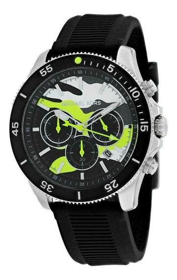 Relógio Michael Kors Masculino Theroux Mk8709