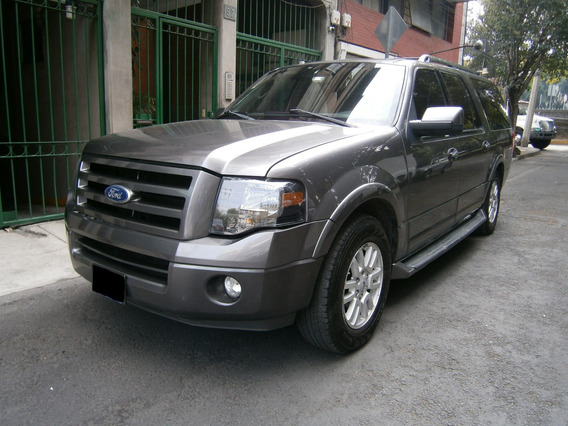 Ford Expedition 2010 Blindada Nivel Iii+ 5.4 Max Limited V8