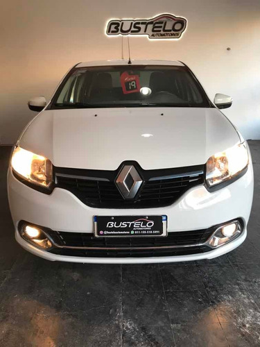 Renault Logan Privilege 2019 Con Gnc 16.000km.
