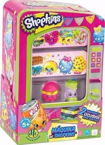 Shopkins Máquina De Shopkins #01