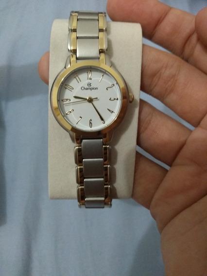 Relógio Feminino Champion Novo