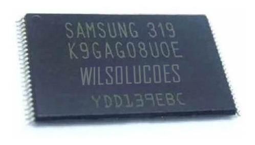 5x Memória Flash Nand Samsung Un32d5500 Un40d5500