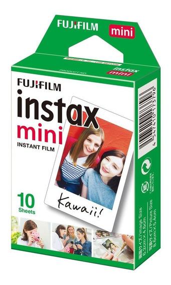 Film Pack Instax Mini (10 Fotos X Caja)