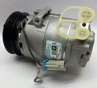 Compresor Aire Acondicionado Original Gm S10 2.4-2.5-2.8