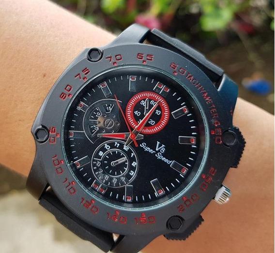Nuevo Reloj V8 Super Speed!! Toretto Edition!! Deportivo!