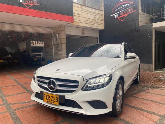 Mercedes Benz C180 2019