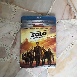 Solo A Star Wars Story Blu Ray 4k Multi Screen Edition