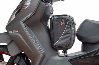 Mala Scooter Alforge Central Bolsa Dafra Zig 50cc 2015