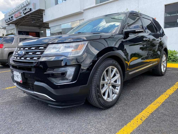 Ford Explorer 2016 3.5 Limited At