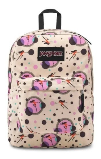 Mochila jansport increibles Beige 2 Superbreak