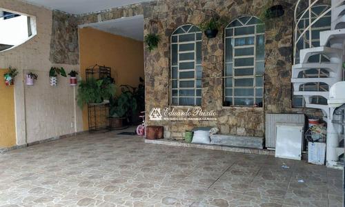 Imagem 1 de 30 de Sobrado Com 3 Dormitórios À Venda, 247 M² Por R$ 700.000,00 - Picanco - Guarulhos/sp - So0430