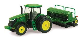 Juguete Jonh Deer Tractor En Miniatura