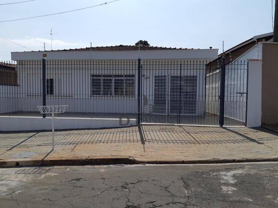 Vendo Ot. Local - Casa Com 2 Dormitórios À Venda, 136 M² - Jardim Eulina - Campinas/sp - Ca12086