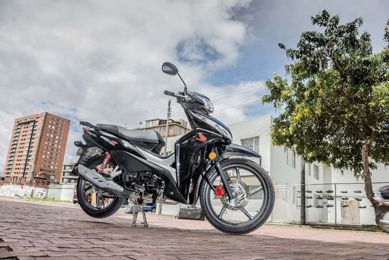 Honda Wave110 Cd Negra Mejor Precio - 0km - Expomoto