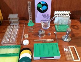 Kit Cientifico Para Practicas De Microscopia