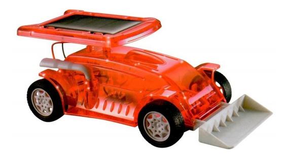 Brinquedo De Montar Kit Carrinho Solar Robo Carro Robotica